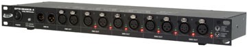 Opto Branch 4  - 4-Way DMX Distributor