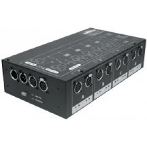 DMX-Branch/4  - 4 Way DMX Distributor & Splitter